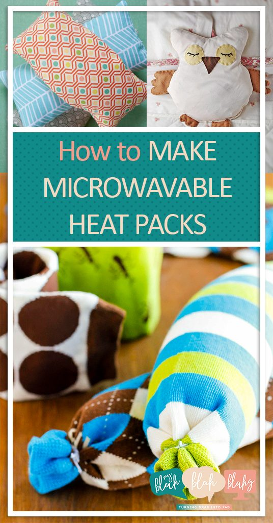 How to Make Microwavable Heat Packs  Microwavable Heat Packs, Heat Packs, DIY Heatpacks, No Sew Heat Pack Projects, No Sew Projects, Quick Craft Projects, Crafting, Craft Hacks, Easy Projects #easycrafts #craftprojects #diycrafts #diyhome #fastdiys #easydiyprojects