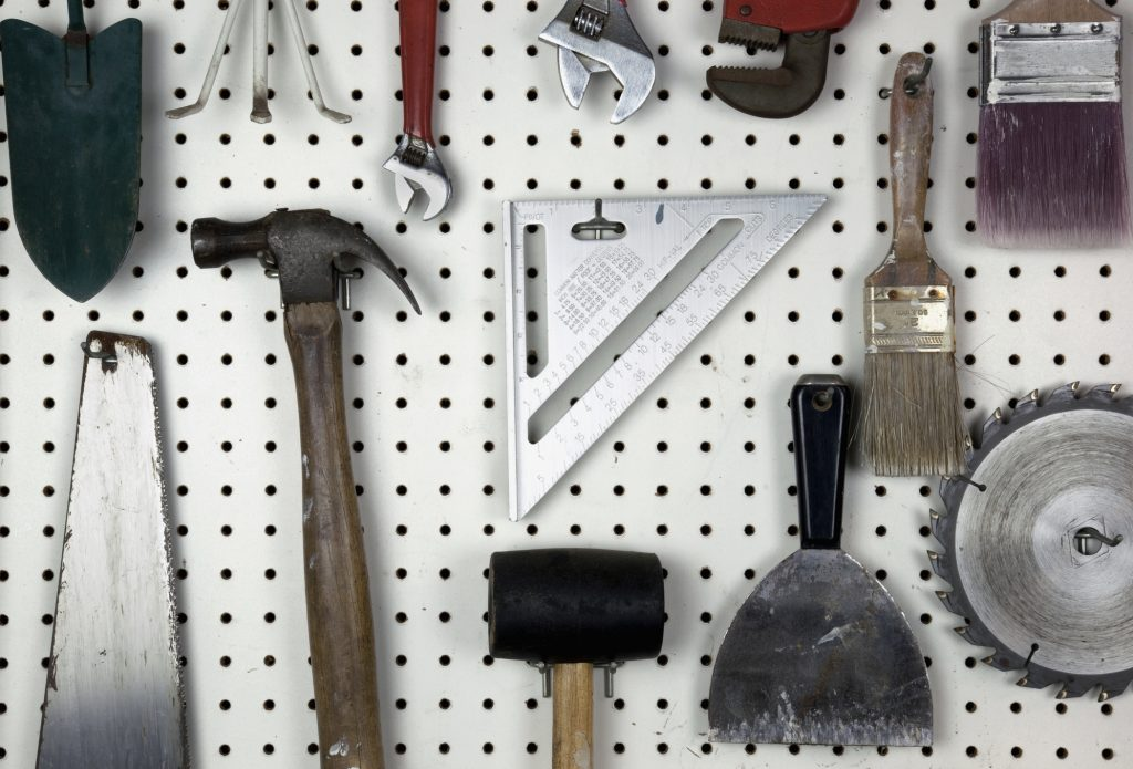Are you stick of your tools being all over the place? Pegboard is the answer to your prayers! These are can't miss pegboard ideas!