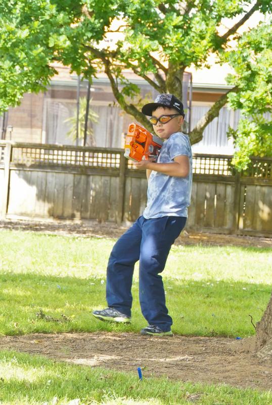Nerf Outdoor Games