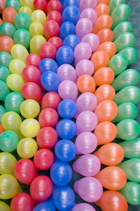 Outdoor Games Balloon darts