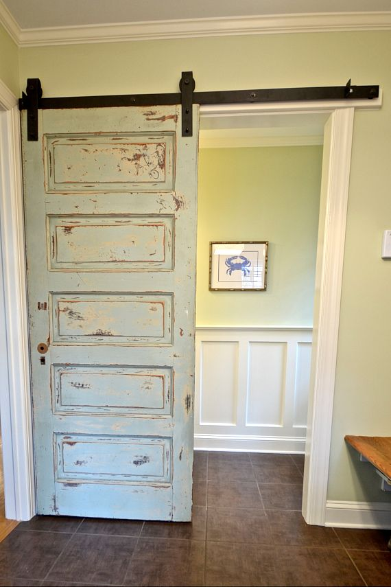 10 Adoorable Things To Do With Old Doors