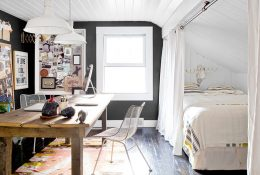 Turn Your Living Room Into A Bedroom: Here's How| Living Room, Living Room Hacks, How to Redecorate Your Living Room, Redecorate Your Living Room, Living Room Decor, Living Room Decor and DIYs, Bedroom DIYs, Popular Pin