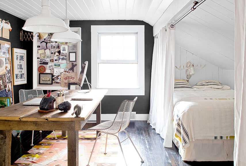 Turn Your Living Room Into A Bedroom: Hereu0027s How| Living Room, Living Room