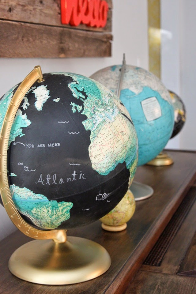 10 Cool Ways to Repurpose Maps Throughout Your Home| How to Decorate With Maps, Decorating With Maps, Easy Ways to Decorate With Maps, Decorating With Maps, Decorating Hacks, Decorating Projects, Craft Projects, Crafts for Kids, Crafts for the Home, DIY Home Projects, Popular Pin