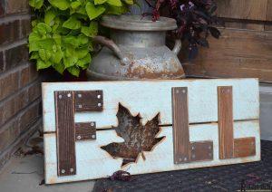 Fun Fall Crafts, Fall Crafts, Crafts for Fall, DIY Fall Crats, DIY Crafts for Fall, How to Decorate for Fall, Decorate Your Home for Fall, Home Decor, Popular Pin