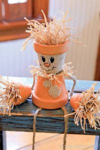 Fun Fall Crafts, Fall Crafts, Crafts for Fall, DIY Fall Crats, DIY Crafts for Fall, How to Decorate for Fall, Decorate Your Home for Fall, Home Decor, Popular Pin