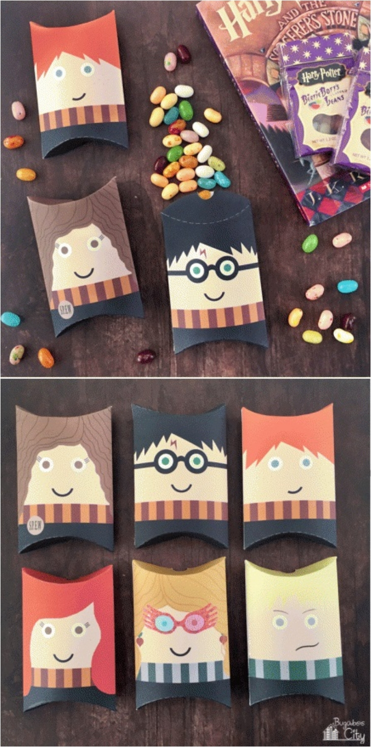 10 Quot Siriusly Quot Magical Harry Potter Diy Projects