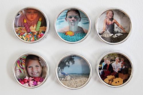 How to Display Your Photos, Fun Ways to Display Photos Around the House, Creative Ways to Display Photos, Home Decor, Home Decor Ideas, Simple Ways to Display Your Photos, Popular Pin