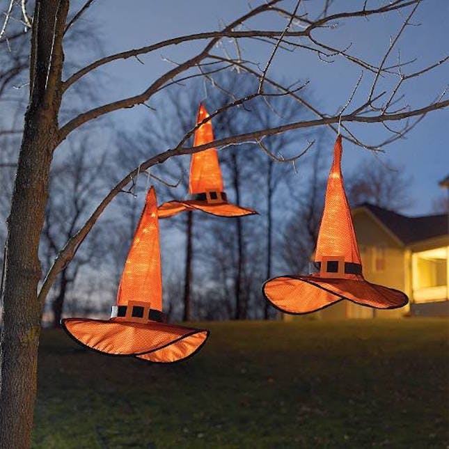 Light Up Your Porch For Halloween