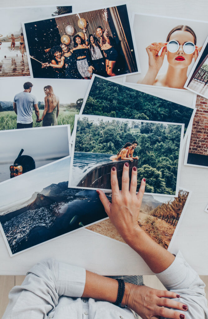 You've printed your fav photos, now what? When it comes to finding ways to display photos, there are so many options! Don't just settle for plain old frames.