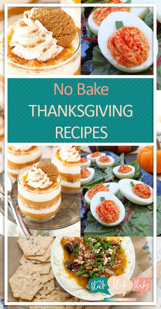 Thanksgiving Recipes, No Bake Recipes for Thanksgiving, No Bake Recipes, Thanksgiving DIY Recipes, Simple Thanksgiving Recipes, Easy to Make Thanksgiving Recipes, Popular Pin