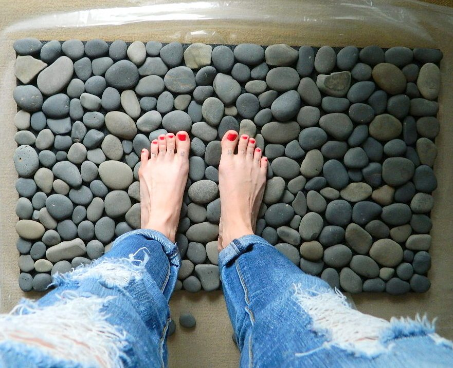 10 Projects for a Perfectly Zen Bathroom| Bathroom, Bathroom Projects, How to Make Your Bathroom More Zen, Zen Decor, Zen Decor for the Home, Projects for the Bathroom. #Bathroom #ZenBathroom #HomeDecor #HomeDecorProjects #DIYHome