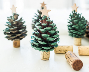 Wine Cork Christmas Tree.10 Wine Cork Crafts For Christmas