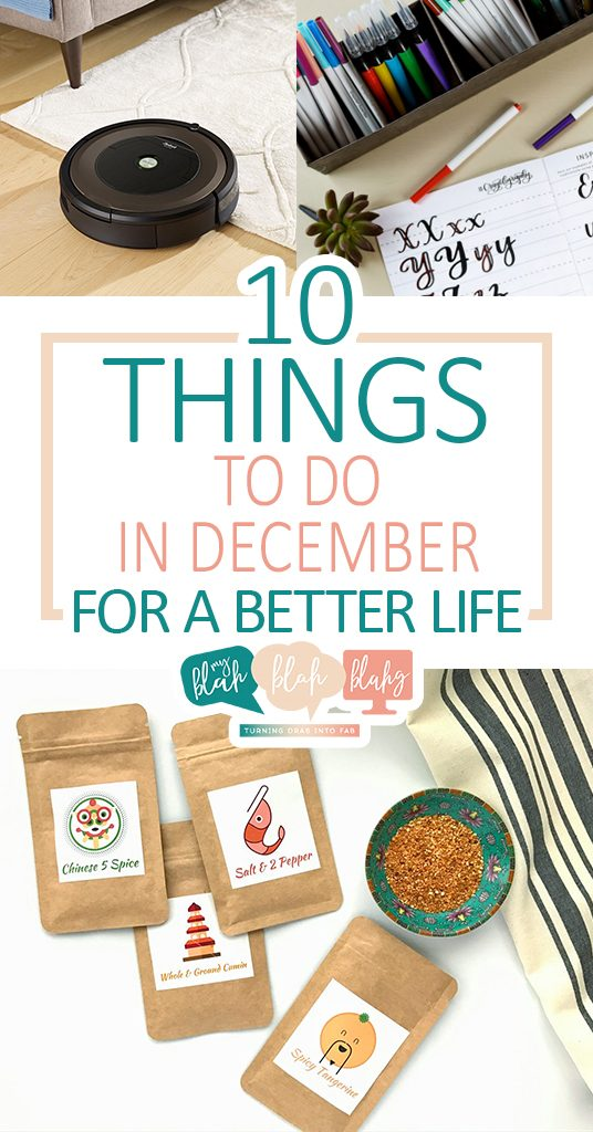 10 Things to Do in December for a Better Life| Life Hacks, DIY Life, DIY Life Hacks, Home Hacks, Hacks for the Home #LifeHacks #DIYLIfe #HomeHacks