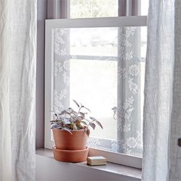 DIY Fifteen Minute Window Treatment Tutorials| Window Treatment, Window Treatment Tutorials, DIY Tutorials, DIY Window Treatments, Homemade Window Treatments #DIYWindowTreatments #DIYHome