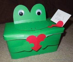 Fast Valentines Day Card Boxes For Kids