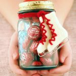 12 Dirt Cheap Valentines Day Gifts in a Jar| Mason Jar Gifts, Mason Jar Gift Projects, Mason Jar DIYs, Valentines Day Gifts, Inexpensive Valentines Day Gifts, Holiday Gift Ideas, Handmade Holiday Gifts, Popular Pin #DIYGifts #MasonJar