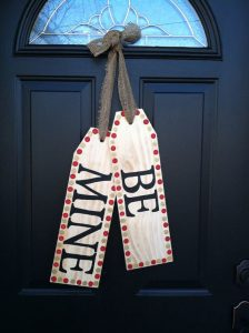Diy Valentines Day Home Decor Signs