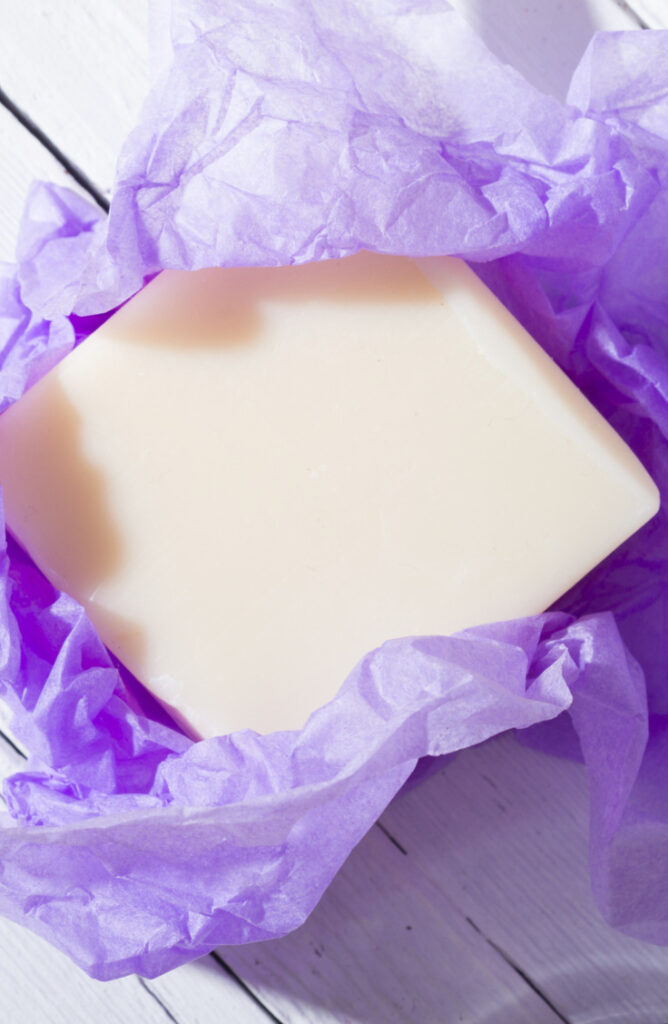 If you've ever wanted to make your own homemade lotion bars, we're here for you! This lotion bar is made from just 3 ingredients! It's easy to make and you will love the way it works!