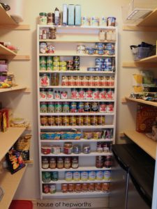 8 Ways To Organize All Canned Goods