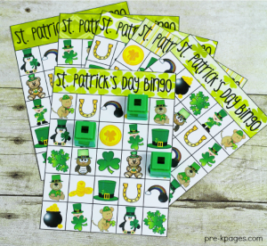 St. Patrick's Day Party Game Ideas
