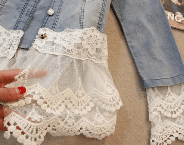 10 lace repurpose projects if you want to make one of these lace diy projects for yourself you can find the tutorials at any one of these following links solutioingenieria Image collections