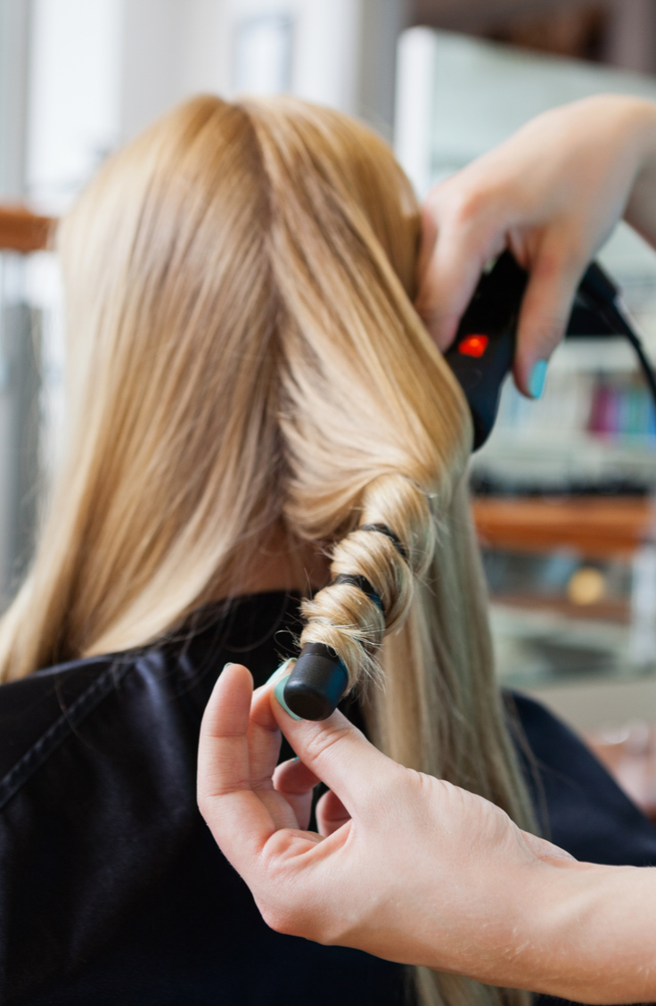 hair hacks every girl should know for curls