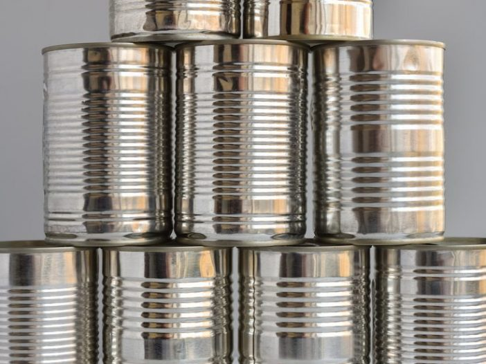 Organize Cans
