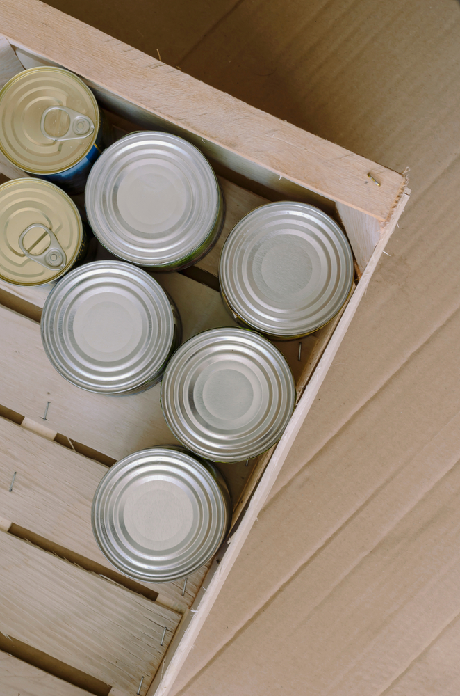 Are your canned goods this organized? Organize canned goods with these pantry organization and storage projects, products, and ideas.