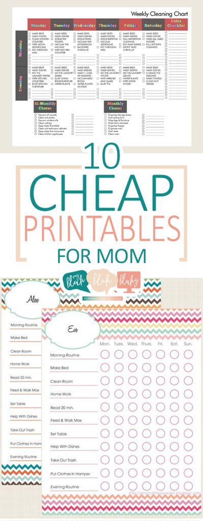 10 CHEAP Printables for Mom| Printables, Cheap Printables, Cheap Printables for Mom, Printables Free, Free Printables, Free PRintable Wall Art #CheapPrintables #PrintablesFree #FreePrintableWallArt