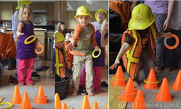 """How to """"Build"""" an Epic Construction Party