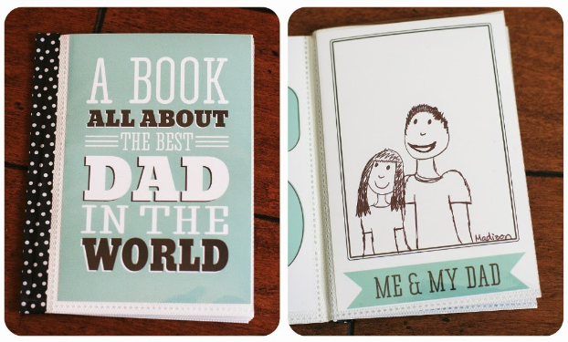 Easy To Make Diy Fathers Day Gift Ideas Presents Gifts For Him Crafts Preschoolers