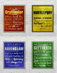 7 Harry Potter Themed DIY Home Decor Ideas| Harry Potter, DIY Projects, DIY Home Decor, DIY Home Decor Projects, DIY Home Decor on a Budget, DIY Crafts