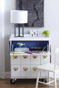 12 Can't Miss IKEA Hacks for the Home| IKEA, IKEA Hack, Home Decor, Home Decor Ideas, Easy IKEA Hacks, IKEA Hacks Storage, IKEA Hacks Living Room