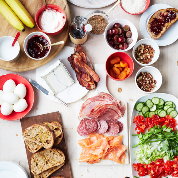 Easy Mother's Day Brunch Ideas