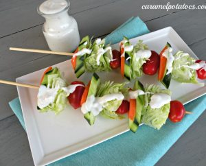 Summer Party Food