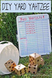 10 DIY Backyard Games for Summer Fun| Backyard Games, Backyard Game Ideas, Backyard Games DIY, Backyard Games for Kids, Backyard Games for Teens, Summer Fun, Summer Activities, Summer Ideas, Summer Ideas for Teens