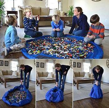 9 Clever Toy Storage Ideas| Toy Storage, Toy Storage Ideas, Toy Organization Ideas,  Toy Storage for Small Spaces, Toy Storage for Living Room, Toy Storage for Small Spaces