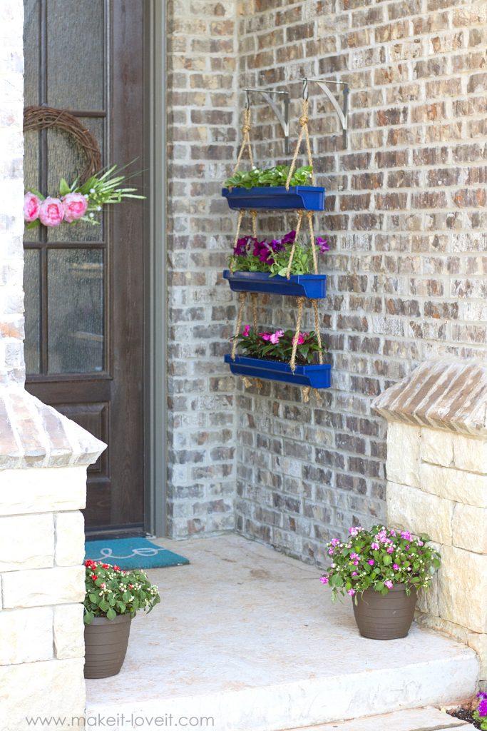 10 Perfect Porch Planter Ideas| Porch Planter, Porch Planter Ideas, DIY Porch Planter,  Porch Planter Boxes, DIY porch planters front door, DIY Porch Planter Boxes