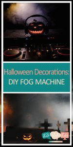 DIY Fog Machine | Make Your Own Fog Machine | Halloween Decorations | DIY Halloween Decorations | Halloween | Halloween Decor