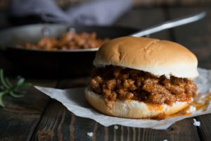 Time to prepare family dinner but out of fresh ideas? No worries! I've got you set with this list of family dinner ideas to prepare for your next Sunday dinner! Simple, easy, but DELICIOUS recipes! Your family will love these homemade sloppy joes!