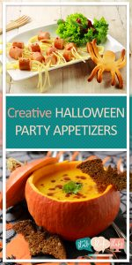 Halloween Party Appetizers | Halloween-Themed Party Appetizers | Halloween Party Food | Halloween-Themed Food | DIY Halloween Party Appetizers | Halloween Party Appetizer Recipes