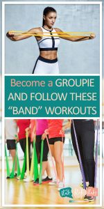 Workouts | Band Workouts | Ideas for Band Workouts | Band Workouts Tips and Tricks | Band Workout Hacks | Band Workout Ideas | Workout Ideas | Workout Tips and Tricks | Simple Band Workouts | Simple Workouts