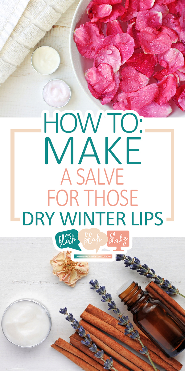 salve | winter | dry skin | dry | winter weather | how to | diy | lips