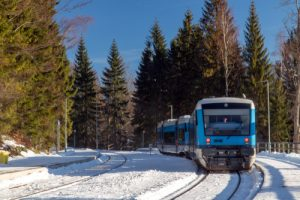 winter train | winter | train | winter train rides | winter train routes | travel | vacation | destinations | scenery