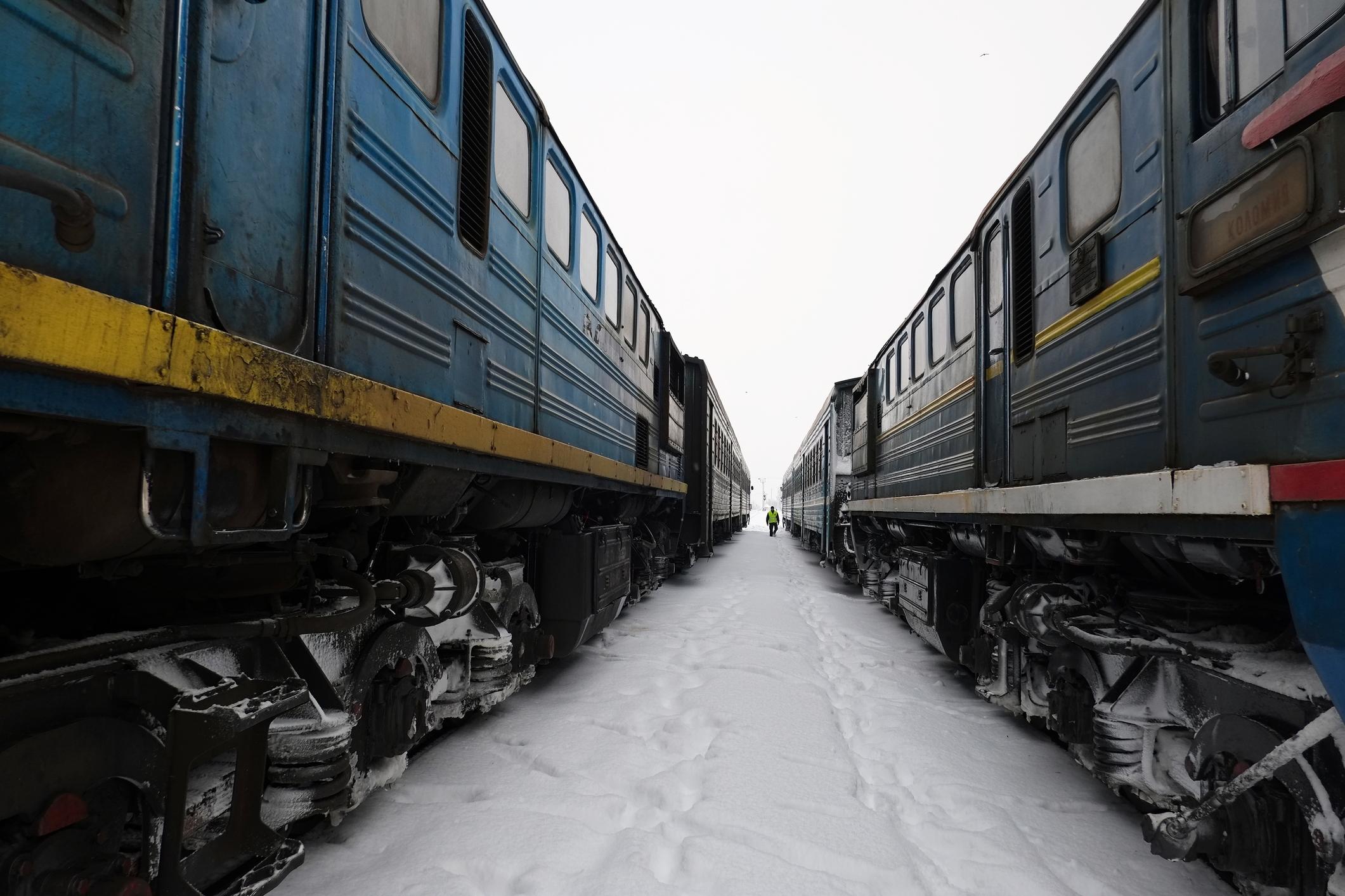 scenic train rides in the US
