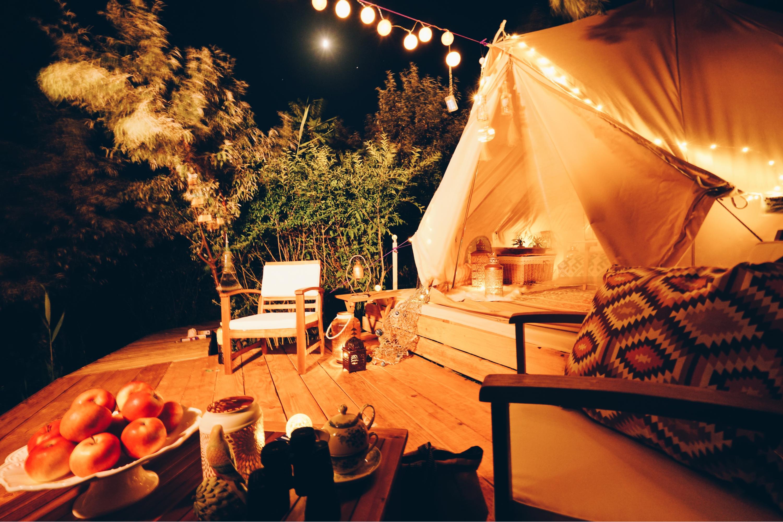 glamping | camping | recipes | camping recipes | delicious recipes | easy recipes | glamorous camping