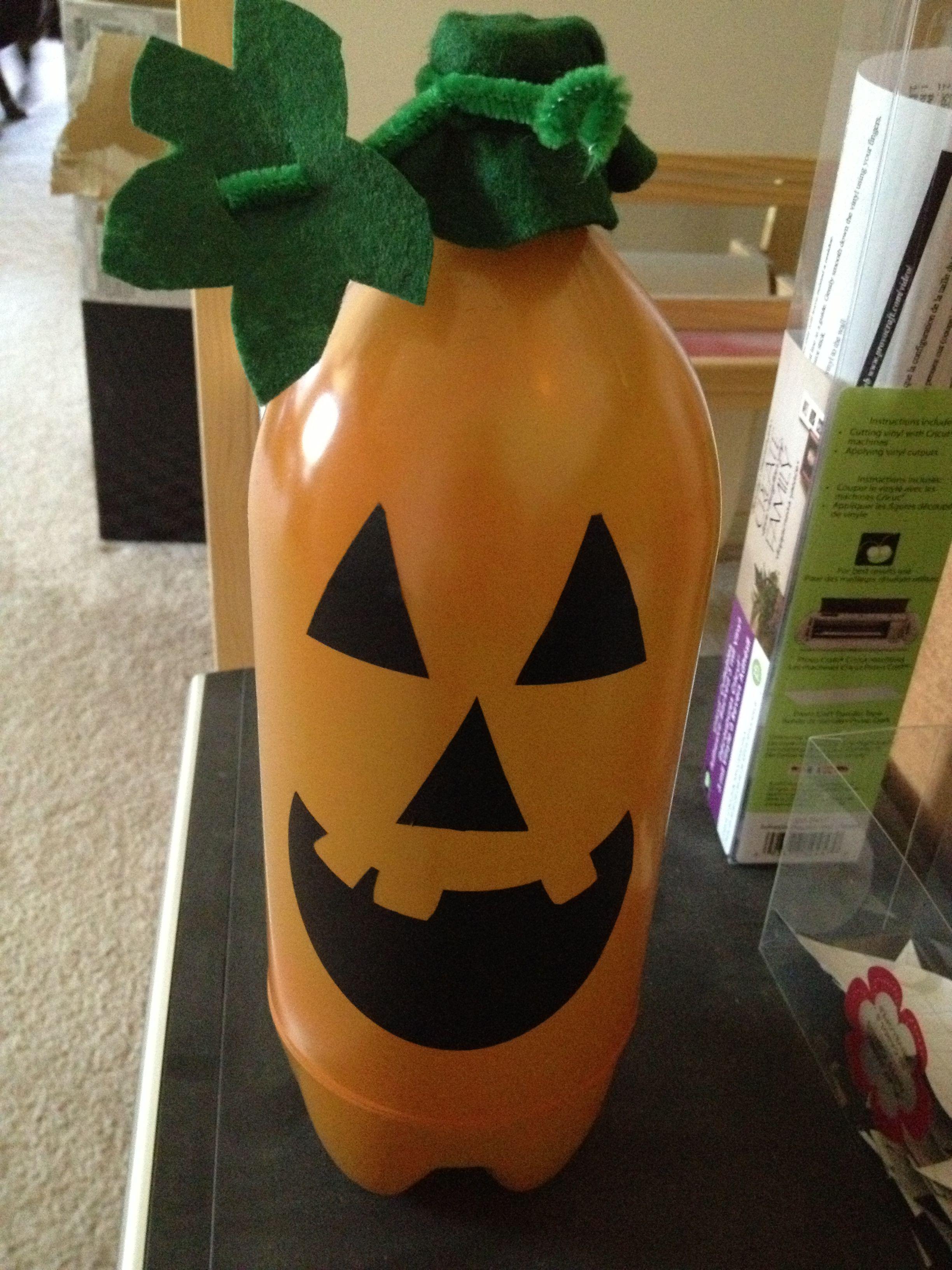 fall crafts | fall | diy fall crafts | soda pop bottle crafts | soda pop bottles | diy crafts