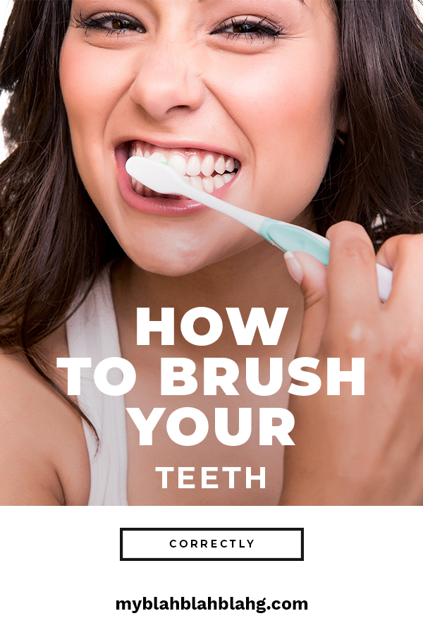 We all think we know how to brush are teeth, but you might be surprised with how many mistakes you are making. Let My Blah Blah Blahg teach you the correct way to brush. Tips and tricks for your dental hygiene will make a huge difference with your teeth and gums. I know you are curious. Go ahead and take a look.