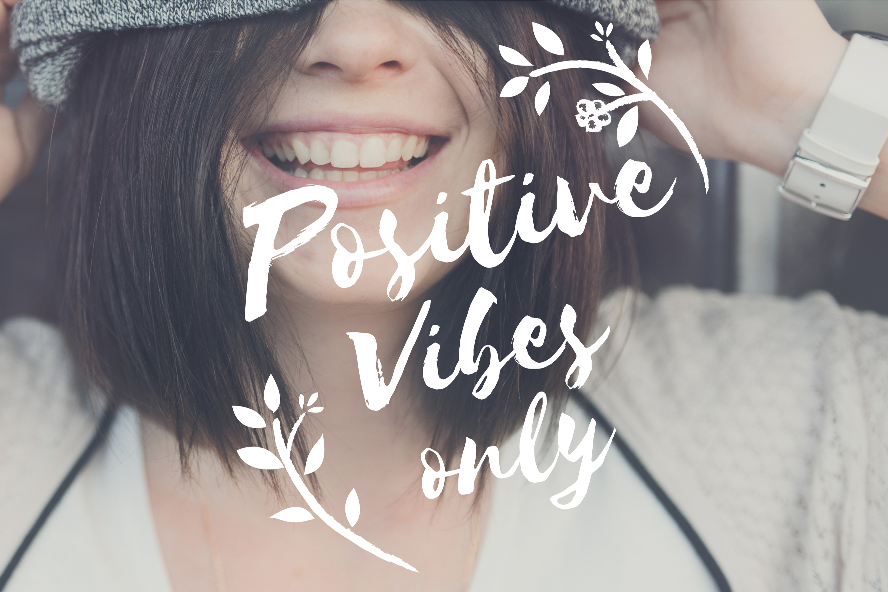 If you want to find positivity in life you should live by the moto positive vibes only